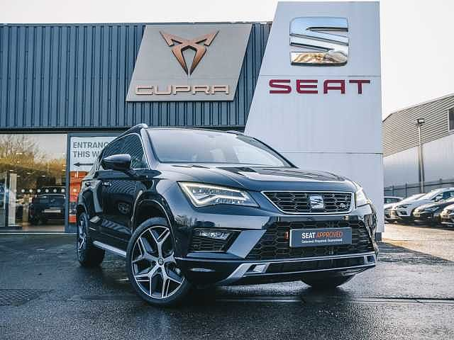 SEAT Ateca 1.5 TSI (150ps) FR SPORT 5-Door