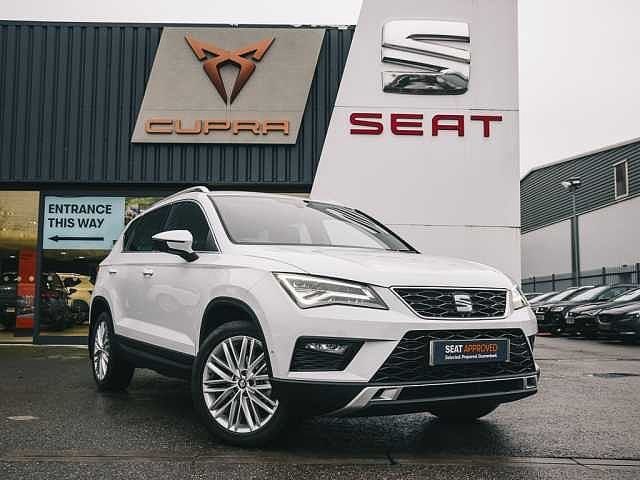 SEAT Ateca 1.5 TSI (150ps) XCELLENCE 5-Door