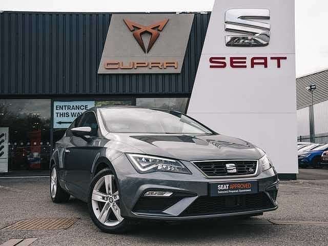 SEAT Leon 1.4 TSI 150 FR Technology 5-Door SC (2016) 1.4 EcoTSI FR Technology (150 PS)