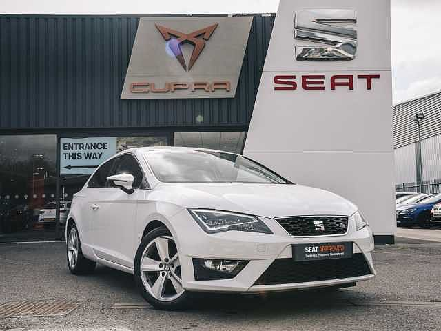 SEAT Leon 1.4 TSI 150 FR 3-Door 1.4 EcoTSI 150ps FR Stop/Start 3-Door/SC